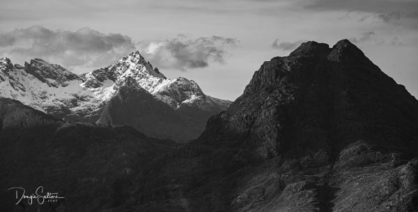 Sgurr Nan Gillean... by Scottishlandscapes