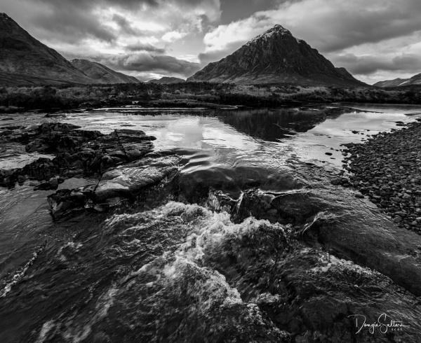Moody River... by Scottishlandscapes