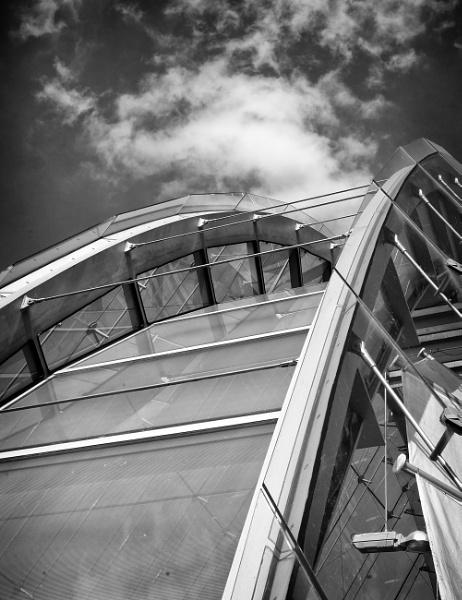 Girders & Glass 4 by NevJB