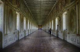 Corridor Grande, Sabbioneta (Italy)