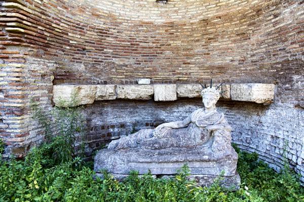 Ostia Antica (Series) by Owdman