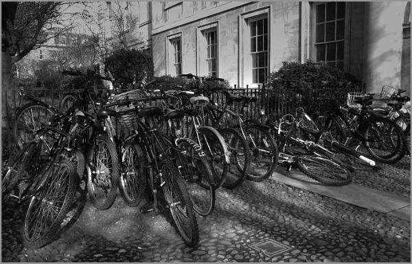 Random Parking by AlfieK