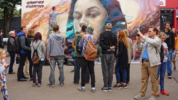 graffiti masterclass by leo_nid