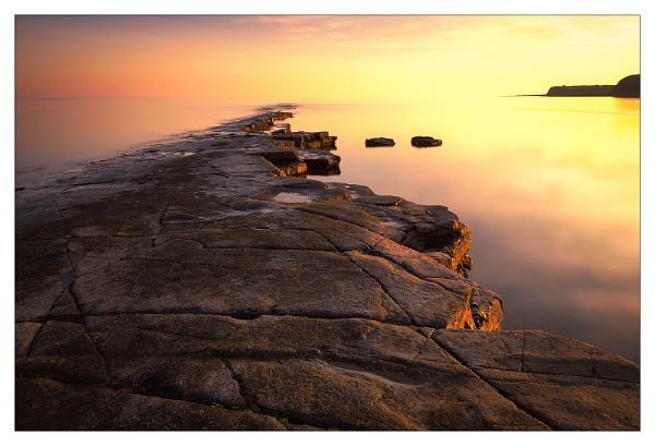 Kimmeridge Bay by surelyknott
