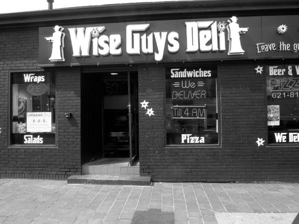 "~ \""Wise Guys Deli\"" by LexEquine"