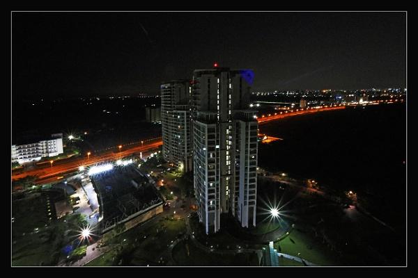 Rosedale by Night by prabhusinha