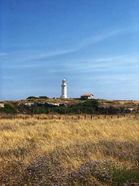 Paphos Lighthouse  by NikitaMorris