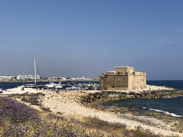 Paphos Castle by NikitaMorris