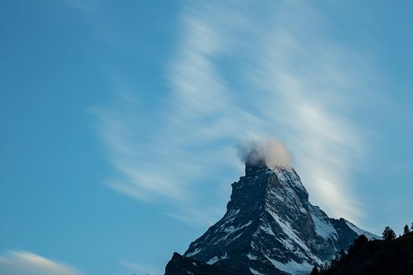 Matterhorn Dusk by rontear