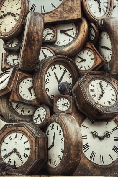 Stuck in Time by Merlin_k