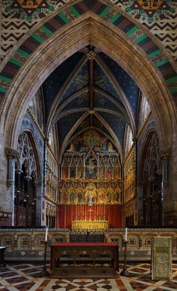 All Saints Margaret Street Church London by StevenBest