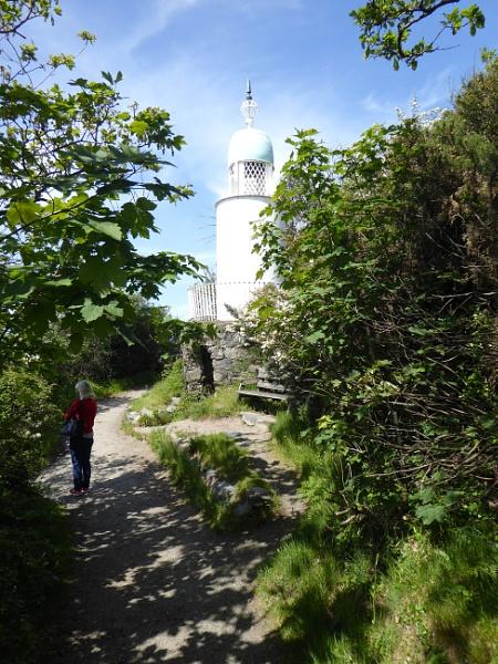 Lighthouse  Portmeirion by Gypsyman