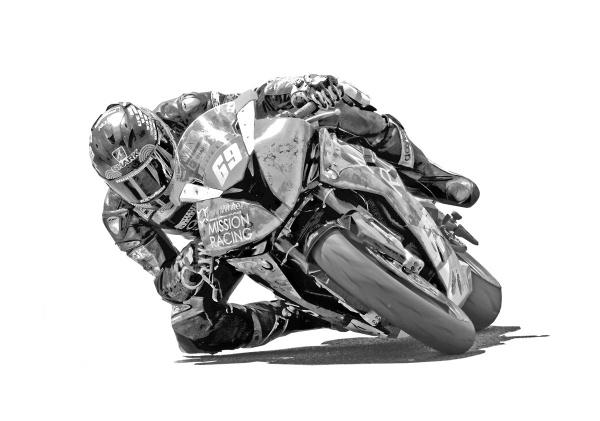 Knockhill British Superbikes 2017 by Steinmachine