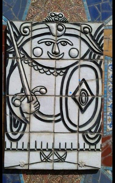 Tiles etc.... by Chinga