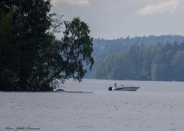 Lohja lake. by kuvailija