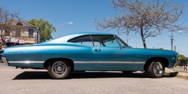 1967 Chevrolet Impala by banehawi