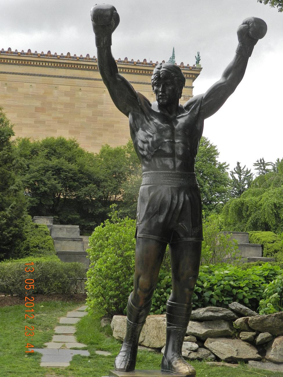 Rocky  Bilbao.