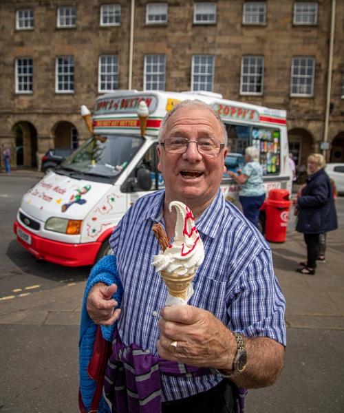 Ice-cream by Stevetheroofer