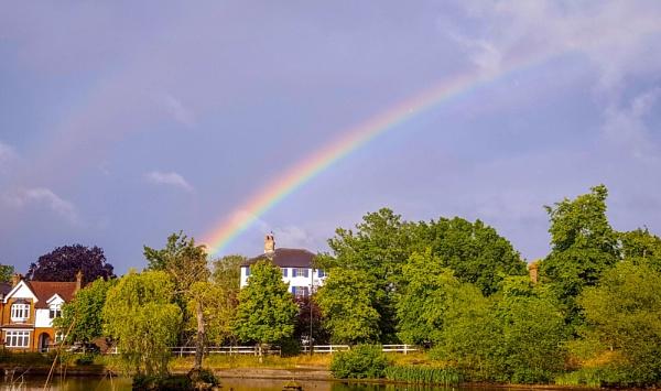 Friday rainbow by KrazyKA