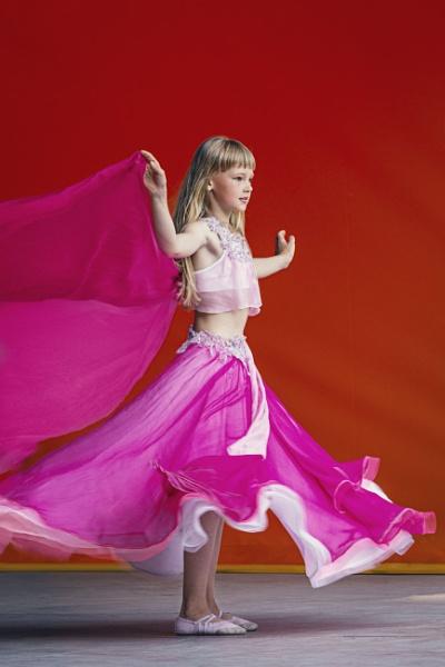 Oriental dance by ViVla