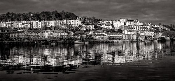 Bristol Docks Pano by Pricey