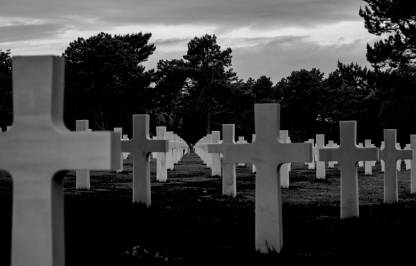 This day 75 years ago they gave there lives. by Dorothea