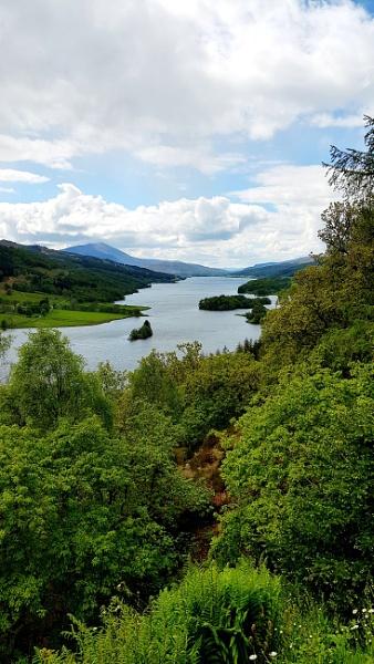 Loch Tummel. by snapperbryan06