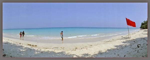 Havlock Beach by prabhusinha