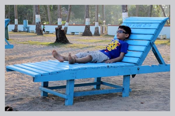 Holidaying Gr Son by prabhusinha