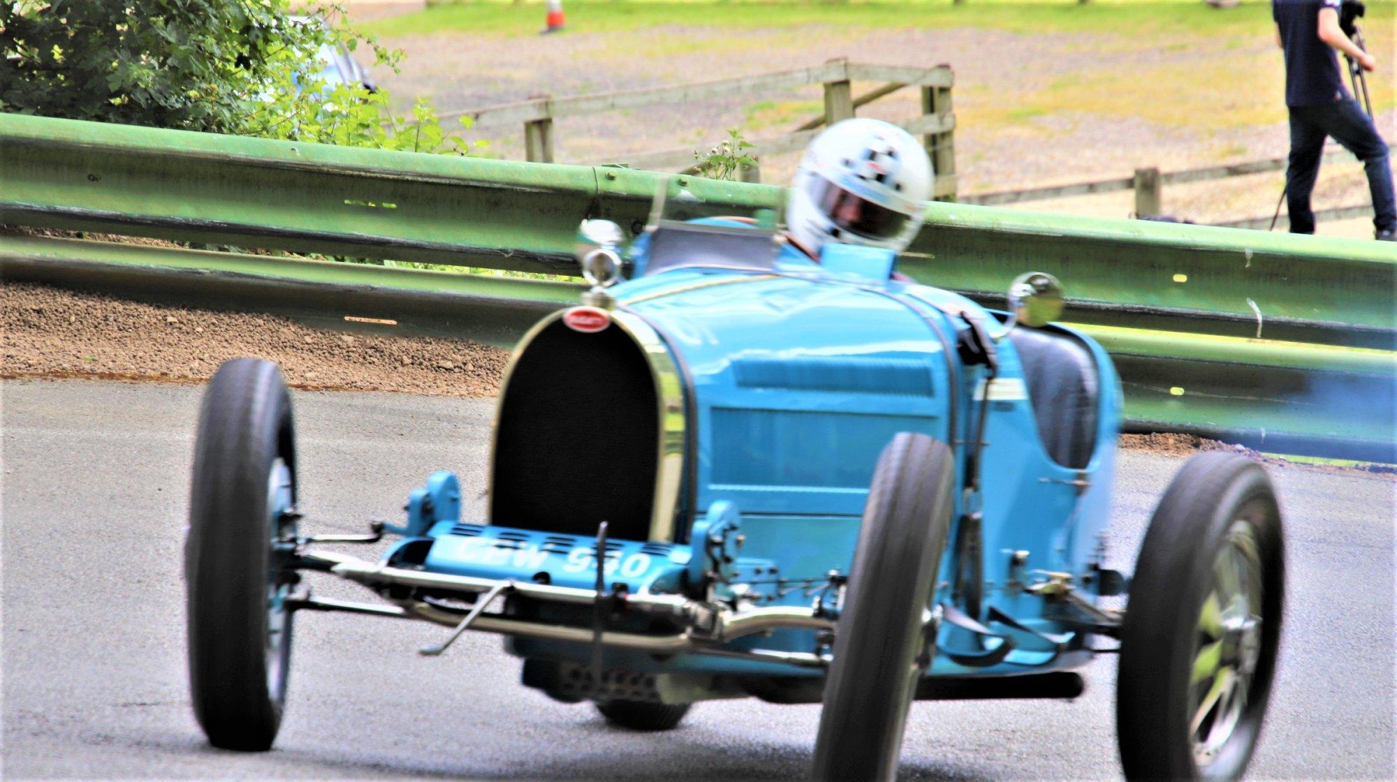 Bugatti @ Prescott