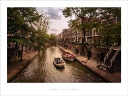 Summer in Utrecht