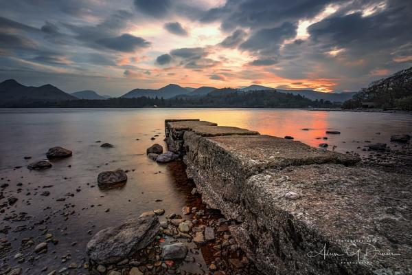 Isthmus Bay by Tynnwrlluniau