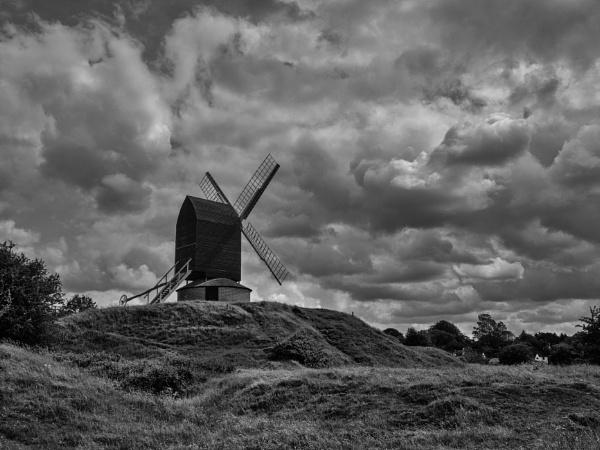 Windmill at Brill by CraigWalker