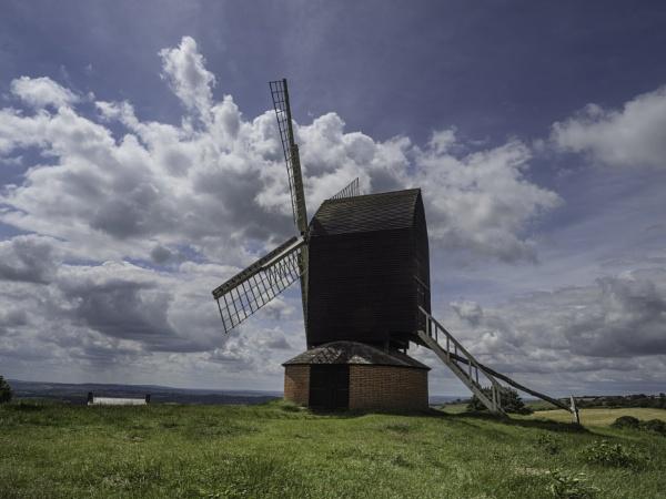 Brill Windmill by CraigWalker