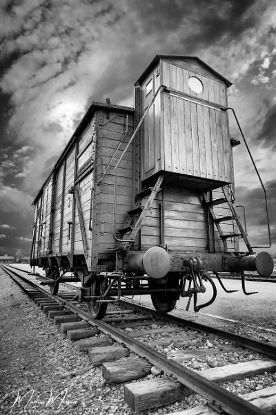Memorial Auschwitz - Birkenau by DiazSprite
