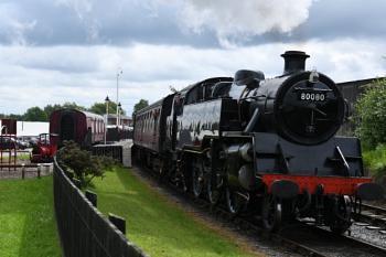 Weekend Steam Train