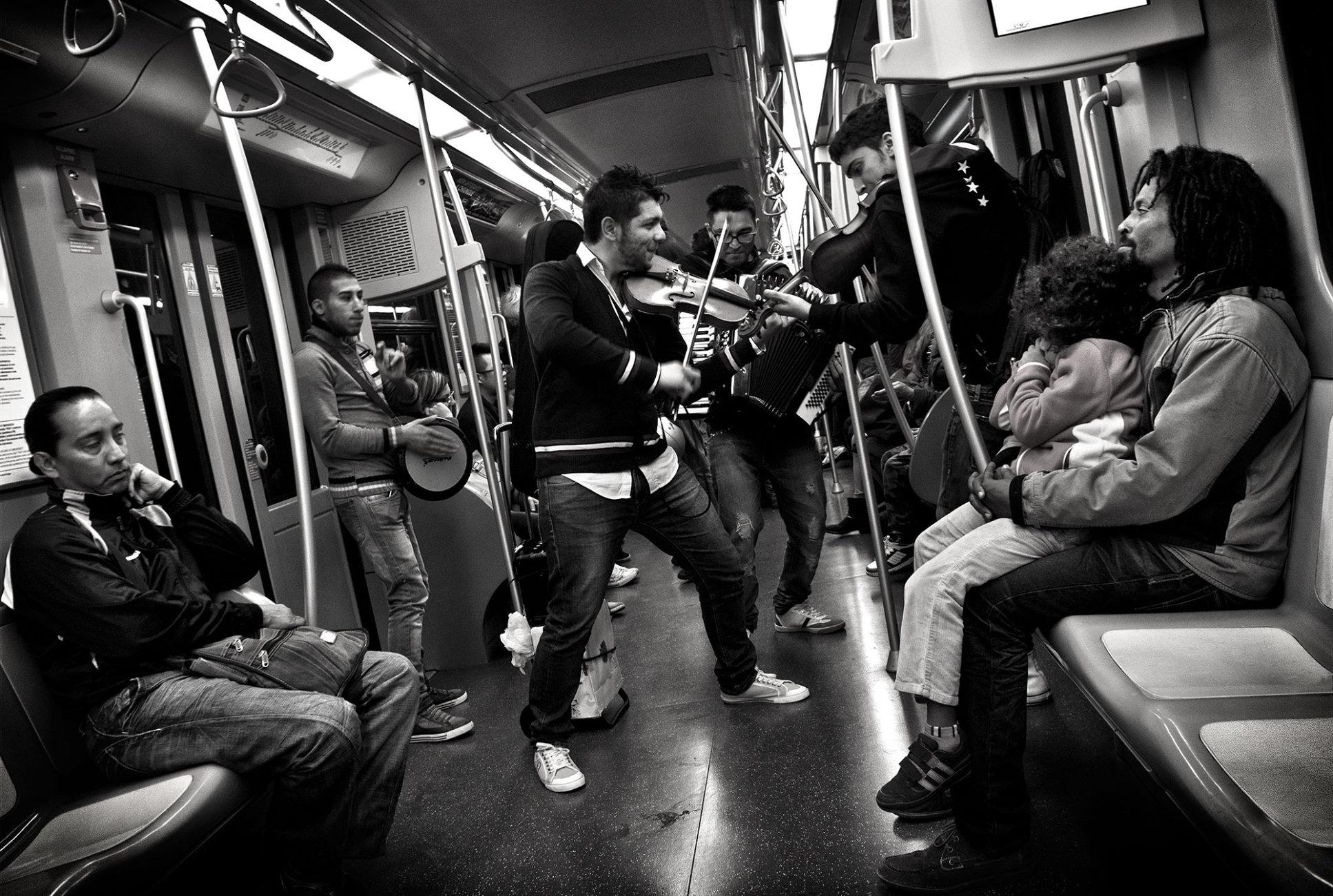 Milan Metro Music