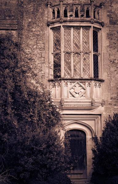 The Latticed Window by AllistairK