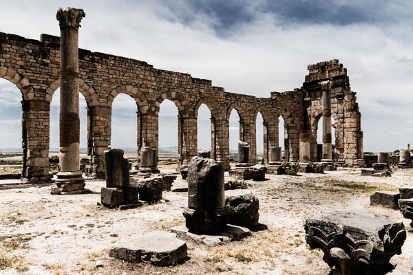 Roman Ruins by TornadoTys