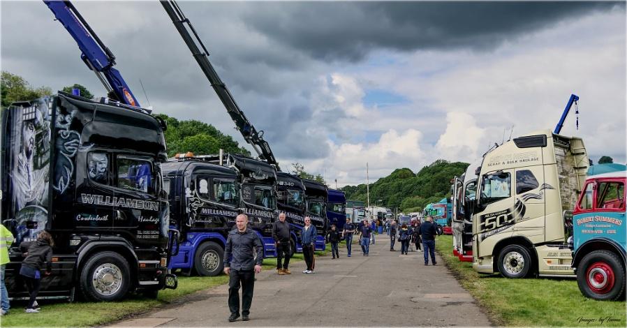Truckmania at the SVBM.