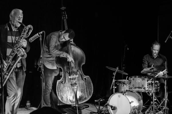 Norwegian Jazz (1) by barryyoungnz