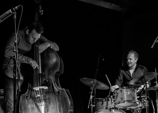Synchronicity - Norwegian Jazz (3) by barryyoungnz