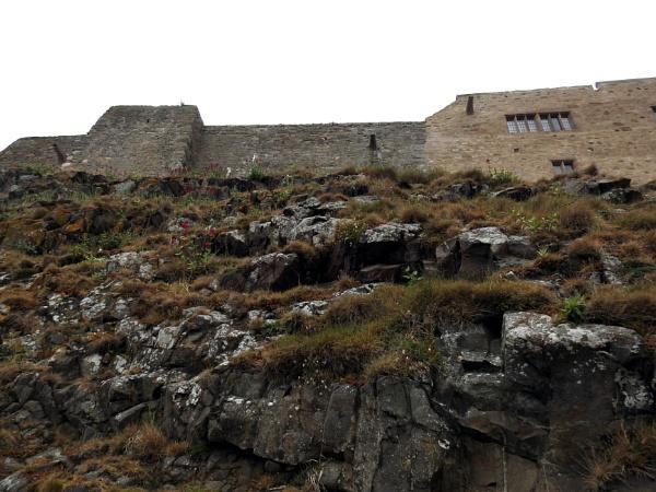 Lindisfarne castle by Alan26