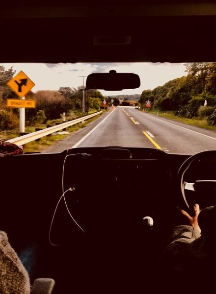 Travelling North by heyitshenry