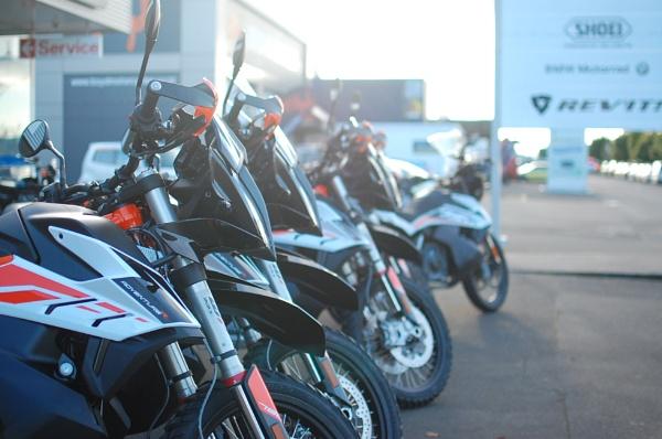 KTM Line Up by heyitshenry