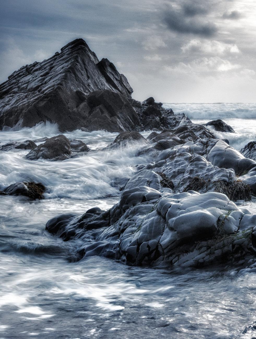 Coastal Rockery