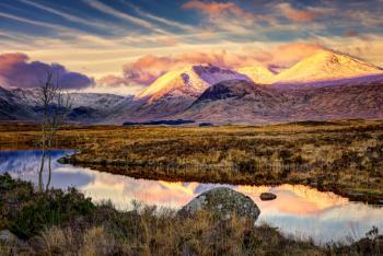 Blackmount Sunrise