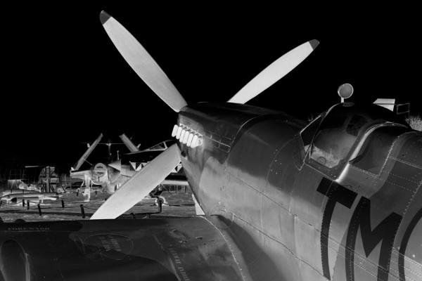 Spitfire by Peteward