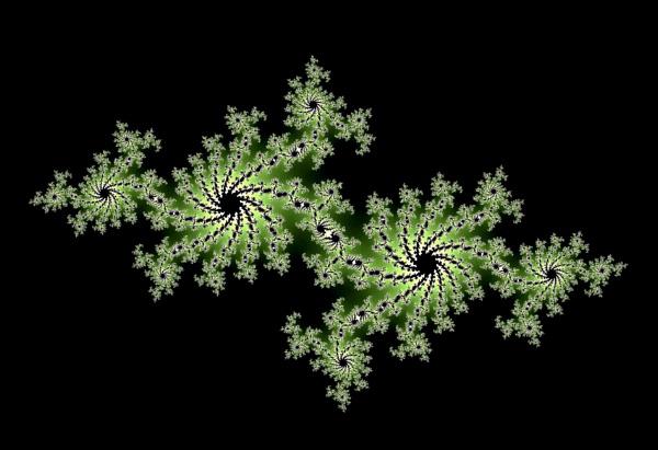 Organic fractal by HobbitDave