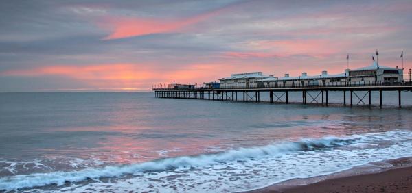 Pastel shades of sunrise by steve_eb